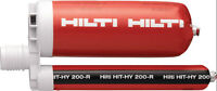 Hilti HIT-HY 200-R Injectable Mortar Adhesive Anchor Epoxy NEW