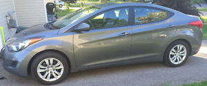 Quick Sale! 2013 Hyundai Elantra GL Sedan