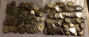 Buying Coins / Bills - Canadian/American/Foreign - Scrap Silver