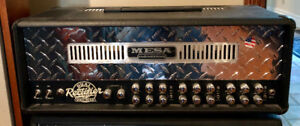 Mesa Boogie Dual Rectifier SOLO HEAD - Imaculate