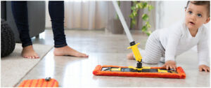 Eco-friendly Residential & Condo cleaning