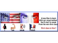 Professional French Tutor (Unique Visual method) (Free first lesson)