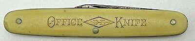 Vintage Shapleigh Hardware Office Knife Pocketknife