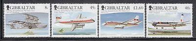 Gibralter 1048-51 Aircraft Mint NH