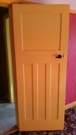 1930s Wooden Doors (Total quantity = 6)