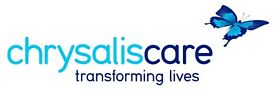Chrysalis Care are Searching for Foster Carers for Children and Young People 0-18 years