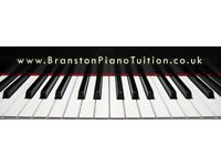 Piano & Music Theory Lessons for All Ages & Abilities in Branston LN4