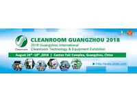 Cleanroom Guangzhou Exhibition 2018
