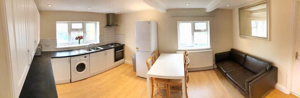 Newly refurbished two bedroom flat in Potters Bar