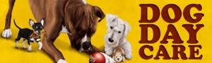 Home environment doggy day care