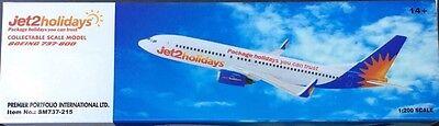 Jet2 Com 737 800 Airlines Model Aircraft Jet2holidays Livery Snapfit