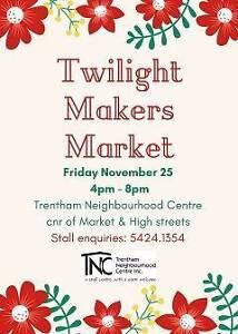 Trentham Twilight Makers Market Trentham Hepburn Area Preview