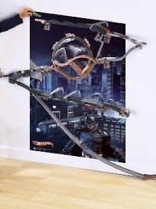 Batman Hot Wheels Wall Track !