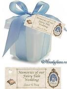 Cinderella Wedding Favors