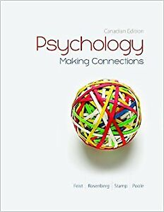 Psychology - Making Connections CA ED