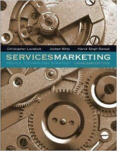 Services Marketing: People, Technology, Strategy, CDN Edition