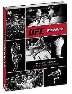 UFC encyclopedia reg $55.00 cover price Edmonton Edmonton Area image 1