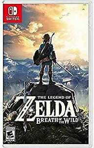 The Legend of Zelda: Breath of the Wild (Used)