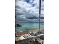 ONE BEDROOM FLAT TO RENT, METROPOLE COURT, BRIGHTON, FURNISHED