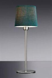 Next Kira Teal Stick Table Lamp
