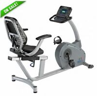 LifeSpan R3i Recumbent Bike On Sale at your Local Flaman Fitness