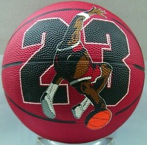 1998 Wilson Michael Jordan collectible Mini ball