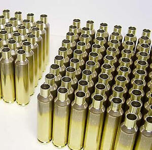 Used brass hunting cartridges wanted