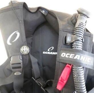 NEW OCEANIC Ocean Pro Quick-lock X-Large BCD Scuba Diving