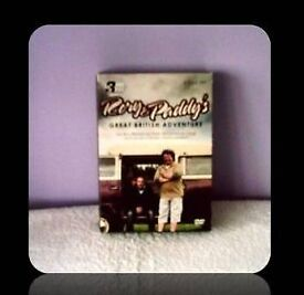 RORY & PADDY'S GREAT BRITISH ADVENTURE BOXSET - 3 DISCS - FOR SALE
