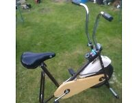 Vintage Kettler Fitness exercise bike in good condition - collection from Benfleet, Essex only.