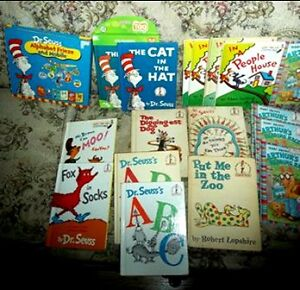 Dr. Seuss Books, Berenstain Bears, Arthur, Richard Scarry, Smurf London Ontario image 1