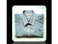 MENS FORMAL SHIRT - SIZE 18½ ins COLLAR - LONG SLEEVED - FOR SALE