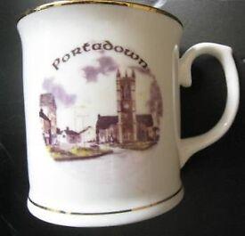 Vintage Portadown Cup - Special Edition