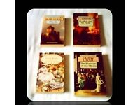 CLASSIC BOOKS - PAPERBACK (4) - FOR SALE