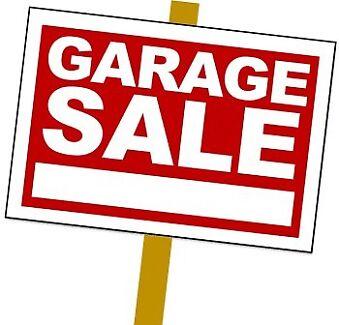 HUGE GARAGE SALE THIS SATURDAY RYE, 3941