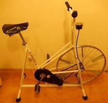 Repco exercise bike. Greensborough Banyule Area Preview