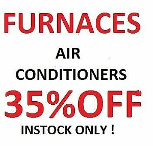 FURNACE REPAIRS 35% OFF And New FURNACES