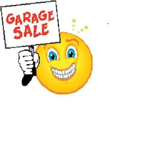 Annual North London Neighbourhood Garage Sale - Elderberry Ave +