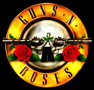 Guns and Roses Tickets, front row & section A9 @Rogers Centre
