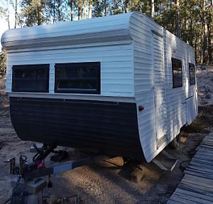1988 Millard Caravan - Registered Mount Stuart Hobart City Preview