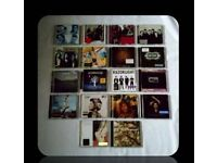 MUSIC CDS - (19 discs) - FOR SALE