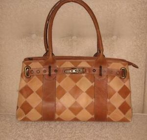 NEW all leather purse - great gift!