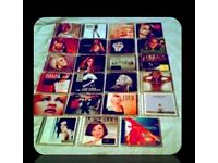 MUSIC CDS - FEMALE SINGERS - (25 discs) - FOR SALE