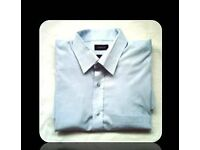 MENS FORMAL SHIRT - SIZE 17½ INS COLLAR - LONG SLEEVED - FOR SALE