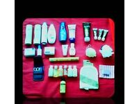 PAMPER BUNDLE - BATH & BODY PRODUCTS - 28 ITEMS - FOR SALE