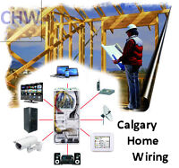 Home Wiring Calgary and Area