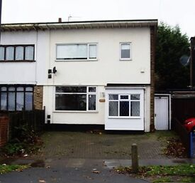 3 BED, 1 REC,Off Road Parking, Fully Modernised ALL NEW FITTINGS- GARRETS GREEN, Up Stairs Bathroom
