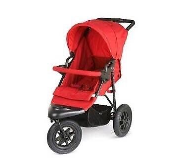 Mothercare stroller xtreme with car seat