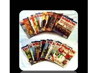IRELANDS OWN - 30 MAGAZINES - FOR SALE