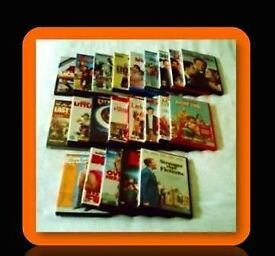 COMEDY DVDS - 23 FILMS - FOR SALE